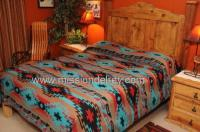 Native American Bedspread: Home & Garden