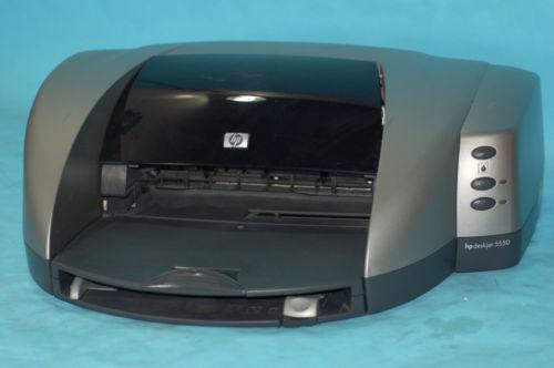 Hp Deskjet 5550 Printer Ebay
