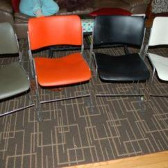 David Rowland Metal Chair Office Chairs Uk Review | Ebay