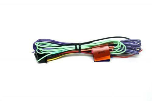 Wiring Harness For Kenwood Kvt 514