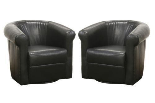 Swivel Club Chair  eBay