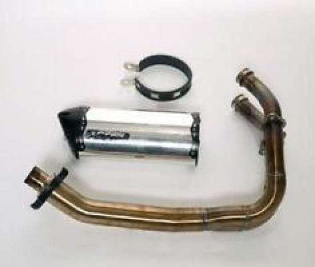 Two Brothers Exhaust Used