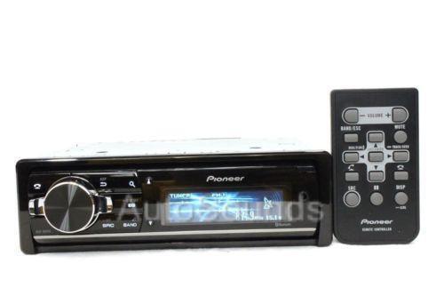 Pioneer DEH-16: Vehicle Electronics & GPS