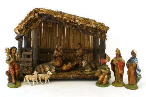 Nativity Figures EBay