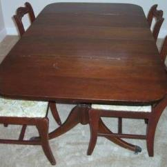 Tell City Chairs Pattern 4526 Cheap Gaming Greenmamahk Store Magecloud Net Vintage Dining Room Ebay