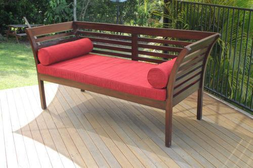 rp sofa dimensions sectionnel liquidation montreal balinese day bed: home & garden | ebay