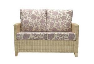 wicker sofa uk modern style rattan ebay 2 seater