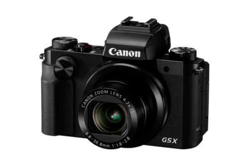 Canon PowerShot G5 X Digital Kompakt Kamera mit Sucher
