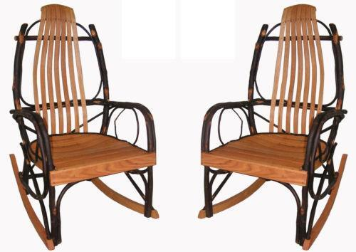 Amish Rocking Chair  eBay