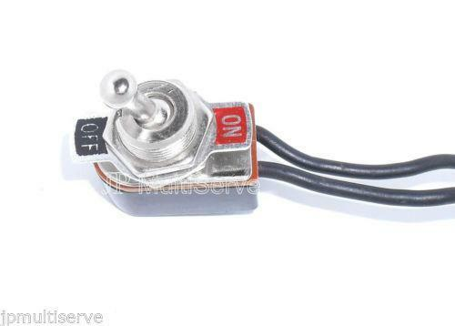 Wiring Toggle Switch