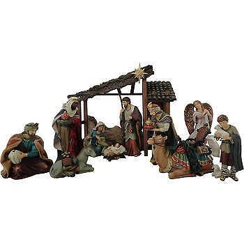 Kirkland Nativity EBay