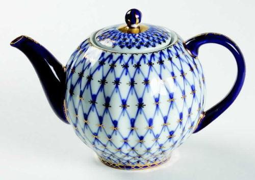Lomonosov Teapot EBay