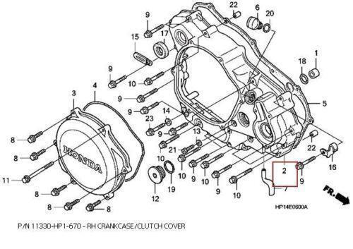 Honda 300 Atv Parts Ebay  ImageResizerToolCom