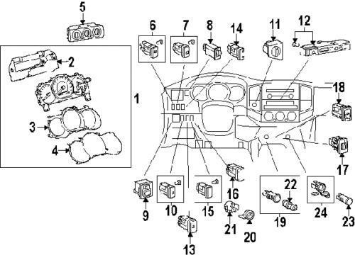 view image results for oem toyota parts diagram toyota parts