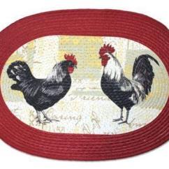 Rooster Kitchen Rugs Diy Design Chicken Rug | Ebay