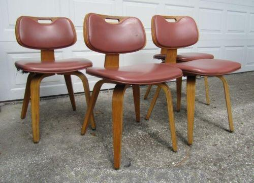 vintage bentwood chairs medical toilet chair thonet ebay