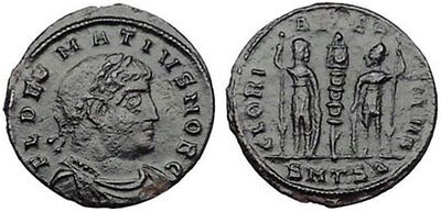 CONSTANTINE the GREAT Ancient Roman Coins Guide