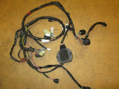 Yamaha Raptor 660 Parts Diagram Wiring Harness Wiring Diagram