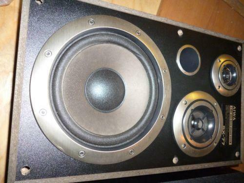 Aiwa Speakers  eBay