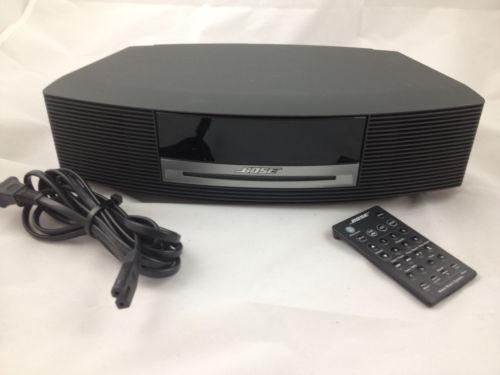 Bose Wave Radio With CD Player EBay