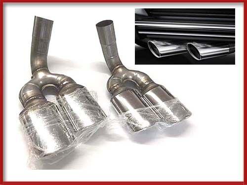 g63 g65 g class chrome muffler tips