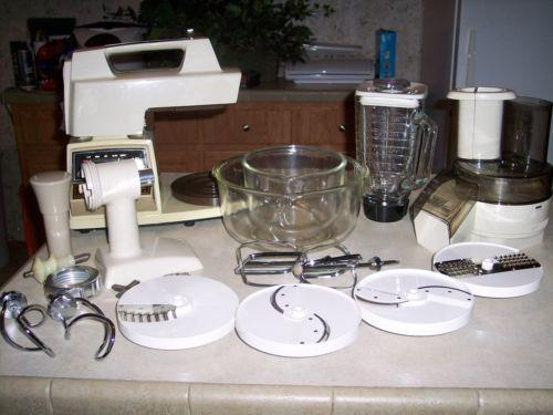 kitchen aid mixer attachments towel racks oster center | ebay