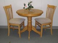 Round Kitchen Table | eBay