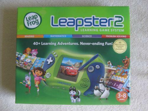 Leapfrog Leapster 2 Video Game Consoles Ebay