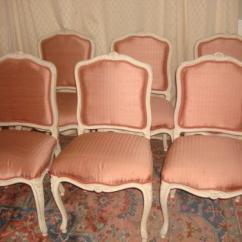 Louis Xv Chair Dining Covers In Spanish Ebay