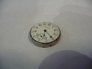 pocket watch movement diagram vy thermo fan wiring parts ebay movements