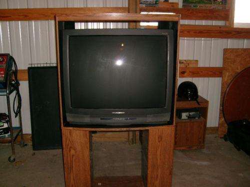 Magnavox TV Stand EBay