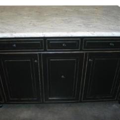 Crosley Kitchen Islands Cabinet Cleaner Island Granite   Ebay