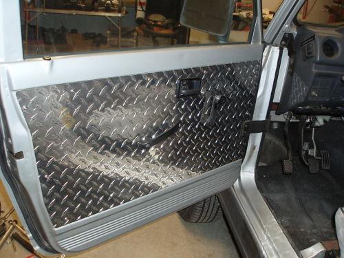 Suzuki Samurai Door Panels EBay