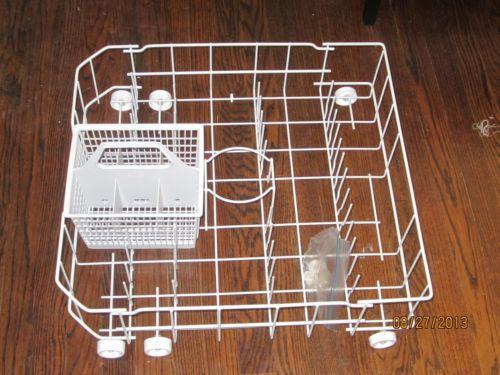 kitchen aid dish washer wall exhaust fan dishwasher lower rack | ebay