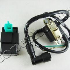 Chinese 4 Wheeler Wiring Diagram Sinus Cavity Atv Parts | Ebay