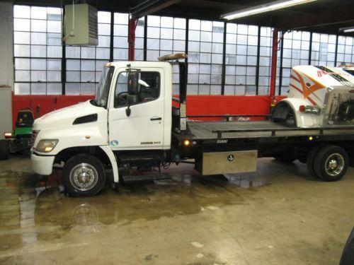 Flatbed Tow Truck EBay