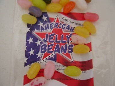 american Jelly Beans im großen 3 kg Pack + Bean Boozled 45g Box Jelly Belly Bean