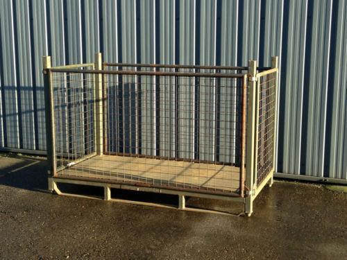 Pallet Cage Business Office  Industrial  eBay