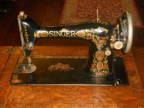 Singer Manufacturing Co Antique Sewing Machine