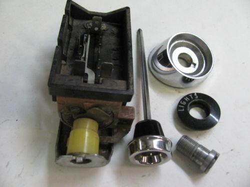 55 Chevy Headlight Switch | eBay