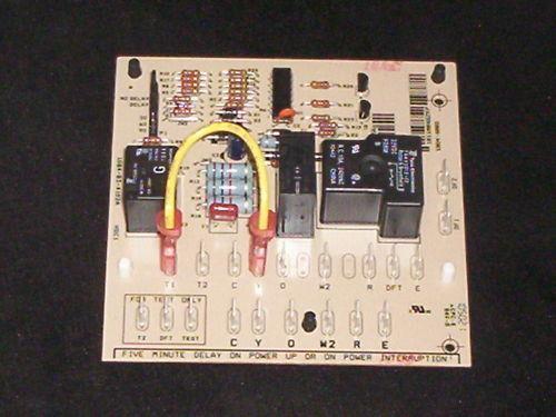 Central Air Thermostat Wiring Diagram Heat Pump Parts Ebay