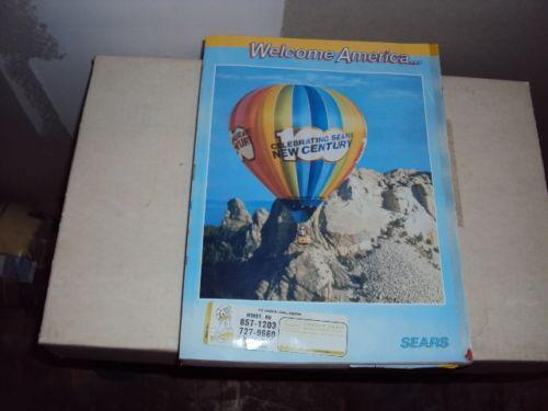 Sears Catalog 1986 EBay