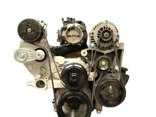2006 Cadillac Cts Engine Diagram Ac Chevy Truck Bracket Ebay