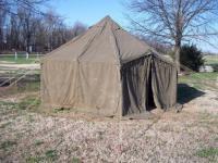 Military Canvas Tent | eBay