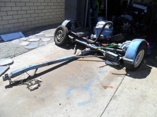 Master Tow Dolly Wiring Diagram Tow Dolly Ebay