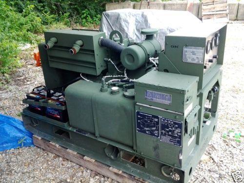 Portable Generator Circuit