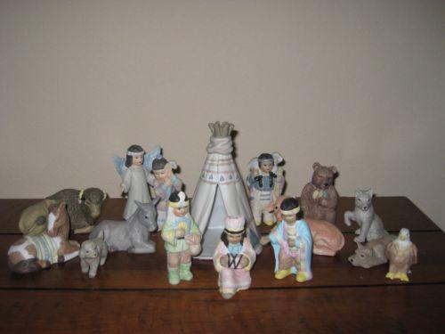 Christmas Around The World Nativity EBay