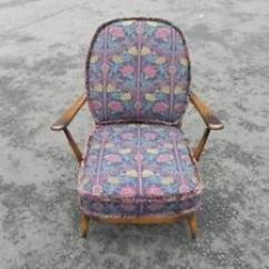 Windsor Rocking Chair Cushions Blush Sashes Uk Ercol Chairs | Ebay