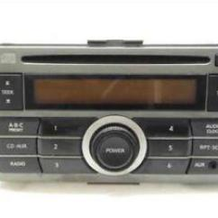 2016 Nissan Versa Note Radio Wiring Diagram Vw Polo Alternator Parts Accessories Ebay Sentra Radios