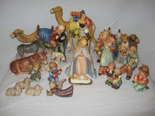 Hummel Nativity Set EBay